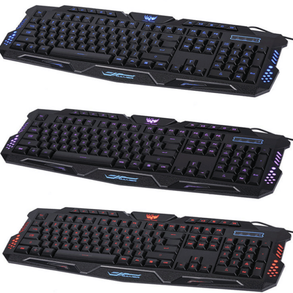 01.09 Gaming Keyboard